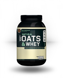 Natural 100% Oats and Whey, 3 Lbs For $28.99 Free Shipping