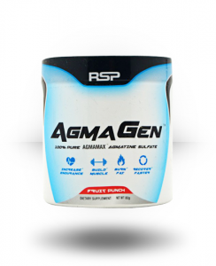 AgmaGen by RSP Nutrition, Pre-workout 50 Servings For $20.99