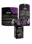 Cutler King + FREE Cutler Dry Fat Burner $28