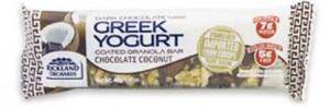 High Protein Greek Yogurt 12 Bars For $16.95