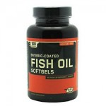 Optimum Nutrition Fish Oil, 100 caps For $6.95