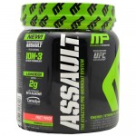 Muscle Pharm Assault Pre Workout (50s) - $11.5ea w/ Legendary Supplements Coupon