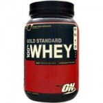 2lbs Optimum Nutrition Gold Standard 100% Whey - $19.98 w/Groupon Coupon