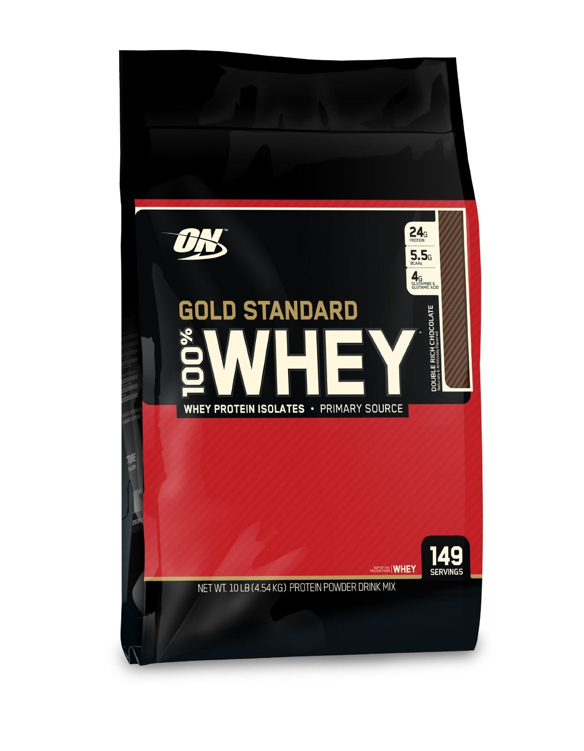 8LB 100% Gold Standard Protein $60 w/Coupon