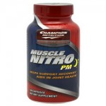 Muscle Nitro PM, by Champion Nutrition (120 caps) $18.97