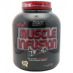 Nutrex - Muscle Infusion Black, Protein (5 lb) $36.99