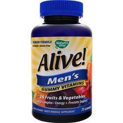 Nature's Way Alive! Men's Multivitamin (75 gummy) $9.89