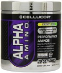Cellucor Alpha Amino, BCAA (30s) - $8ea!