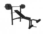 Half Price! CAP Barbell Deluxe Bench (100-lb) $69 Shipped
