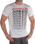 GymRules Clothing: Athlete Tee $13.99