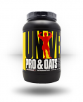 Universal Nutrition Pro & Oats, Protein (3lb) $26.99 Free Shipping