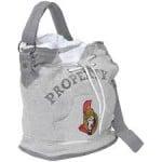 NHL Hoodie Duffel Bags $10