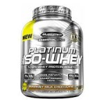 3.34LB Platinum 100% Iso Whey - $28 w/Bodybuilding Coupon