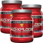 $23 BSN: N.O.-Xplode Pre-Workout 60 Serv - (2 for $47)