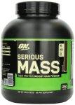 6LB Optimum Nutrition Serious Mass $26 Free Shipping ($4 per lb)