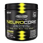 Half Price. MuscleTech NeuroCore Pre workout $9