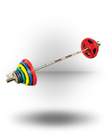 Body Solid - 400LB Rubber Grip Olympic Set - $549 Shipped