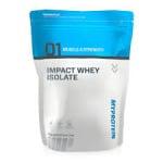 5.5LB Whey Protein Isolate + Free Shaker - $34.99 w/MyProtein Coupon