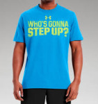Men's UA Step Up T-Shirt $19 Shipped