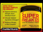 Super Freak Pre workout $29 Free Shipping
