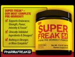 Super Freak Pre workout $29 Free Shipping