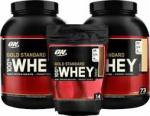 $48 Gold Standard 100% Whey 5LB + Free Shipping (2 for $96) w/Coupon