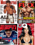 4 X Magazines (1 YR Subscription!)  for $16 Shipped
