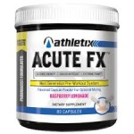 Acute Fx Pre-workout $10 Shipped