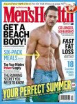Men's Health Magazine - <span> $4.99 Shipped</span>