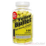 Yellow Bullet Fat Burner - <span> $19.99ea</span>