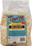 2 X Bob's Red Mill Organic Rolled Oats $6 ($3 ea)