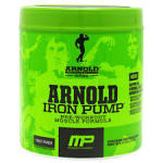 $12 IRON PUMP Pre-Workout (2 for $24) w/A1Supplements Coupon