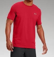UA Men's Charged Cotton T-Shirt + Socks $27 Shipped W/Coupon
