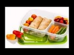 4 X Lunch Box Containers $14 Shipped
