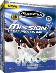 Mission1 Clean Protein Bars - <span> $14.99</span>
