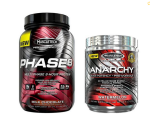 PHASE8 Protein + NEW Anarchy Pre Workout - $35.99