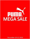 Up to 50% OFF at PUMA + FREE express shipping w/Coupon