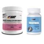 GAT Nitraflex + Testrol Testosterone Boosters $30 w/Exclusive Coupon