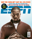 ESPN Magazine - 1 Year Subscription – $4.99 w/Exclusive Coupon