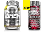 Hydroxycut Next Gen + 2LB Platinum Whey - Only $36! Low by $32!