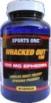 Whacked Out 100 Ephedra $20 w/Coupon