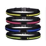 Unisex Travel Sports Running Belt Bag $0.99