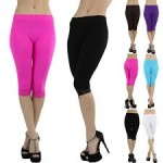6-Pack Women's Bermuda Leggings $21 Shipped