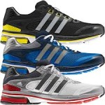 adidas Supernova Glide 6 Boost Training Shoes $45