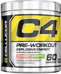 Cellucor C4 Pre workout $21