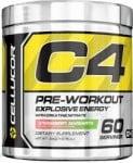 Cellucor C4 4th Gen Pre workout $22 Shipped