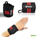 2 X Ipow Adjustable Weight Lifting Training Wrist $10 Shipped