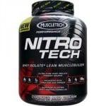 4LB - MUSCLETECH Nitro Tech Isolate - $30 (Was $19)