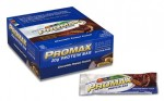 12/pk Promax Protein Bar -  <span> $14.95 Shipped </span>