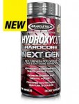 Hydroxycut Hardcore Next Gen Fat Burner - 180 caps - $22ea w/Bodybuilding Coupon